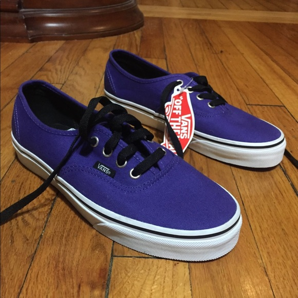 Brand new purple new era vans shoes 5604eb43d
